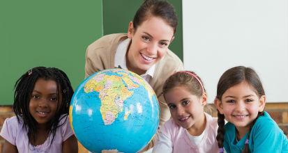elementary-school-teacher-students
