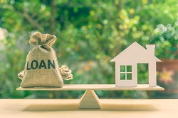 home loan to finance a house